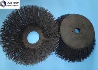 China 20mm Base Industrial Cleaning Brushes For Nilfish Motor Driven Machine supplier
