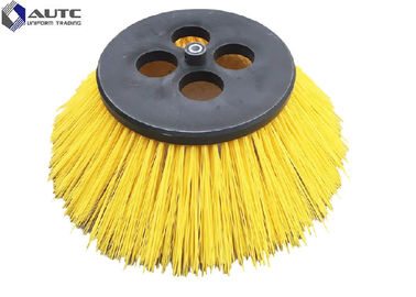 China Rotary Street Road Sweeper Brush Motor Driven Sweeper Disc Brush OEM Accepted distributor