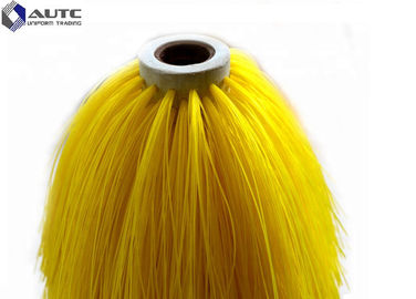 China Guardrail Industrial Sweeping Brush Freeway Highway 320mm*600mm Plastic Silk distributor