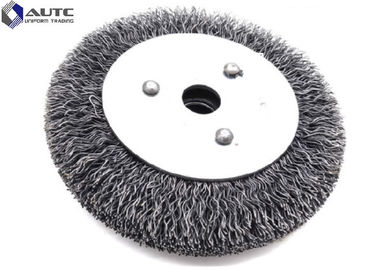 China Customized Steel Wire Brush , Circular Wire Brush Deburring Polishing OEM distributor